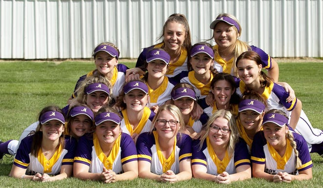 The Anacoco Lady Indians claimed the Class B runner-up trophy as they fell to second-ranked Holden in the state finals in Sulphur on Saturday, 11-6.