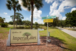 A controversial rezoning application for the ImperiaLakes Golf Course will move before the Polk County Planning Commission on Wednesday.