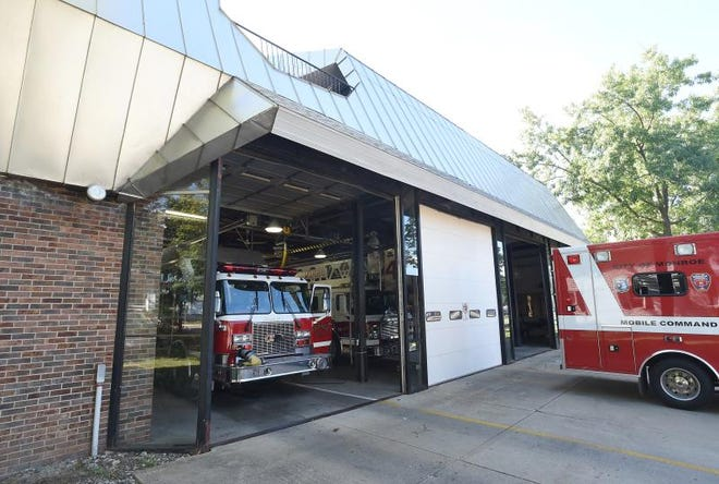 The old Monroe Fire Department on Scott St. is scheduled for demolition by a new company.