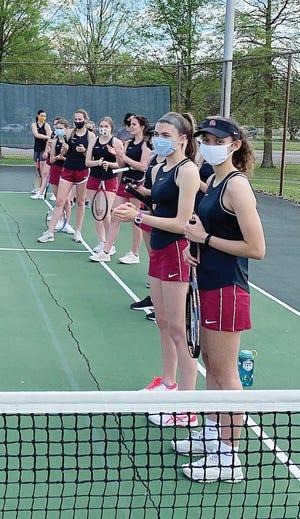 Oak Ridge High School tennis is back.