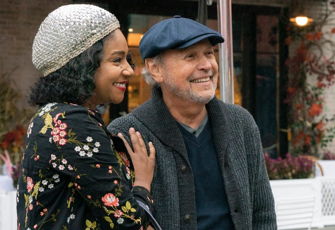 """Tiffany Haddish and Billy Crystal in a scene from """"Here Today."""""""
