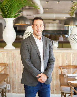 Andy Boles is the new general manager of Buccan in Palm Beach.