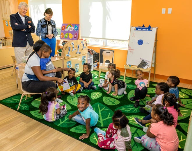 The Opportunity Early Childhood Learning Center in Westgate.