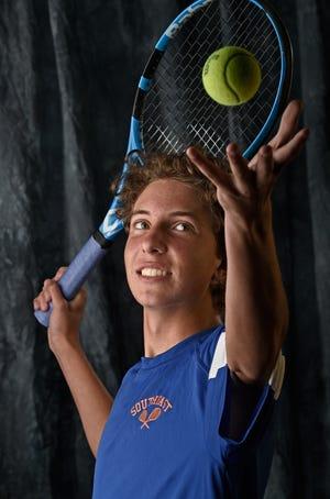 Aiden Little, Southeast High, boys tennis