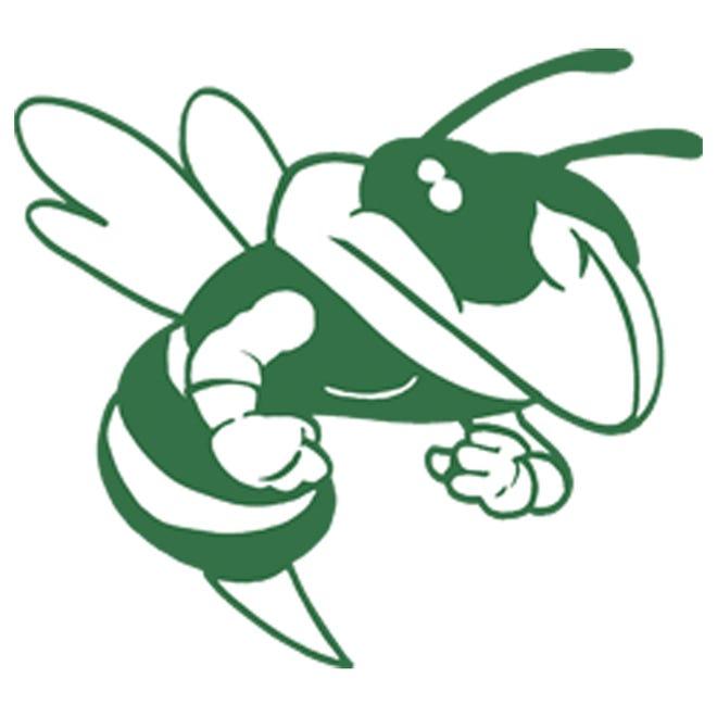The Mendon Hornets logo