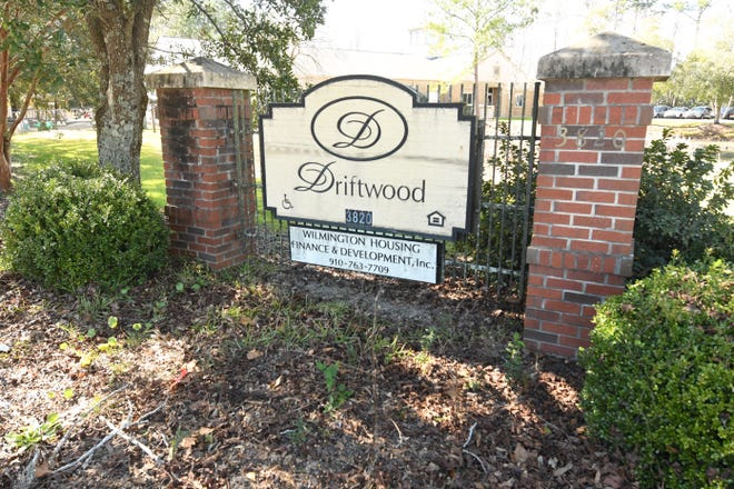 Driftwood, an affordable housing complex in Wilmington, is being sold for more than $1 million. [KEN BLEVINS/STARNEWS]