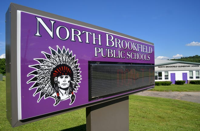 Indians is the current mascot of North Brookfield High School.