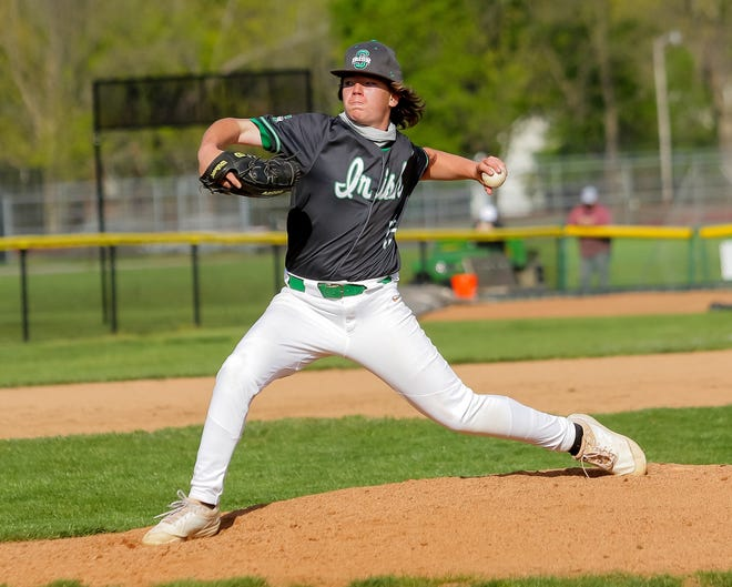 Bryce Kyees and Scioto were 10-10 overall and 6-4 in the OCC-Capital before playing Big Walnut on May 7. The Irish close the regular season May 14 at home against Westerville North. The Division I district tournament begins May 17.