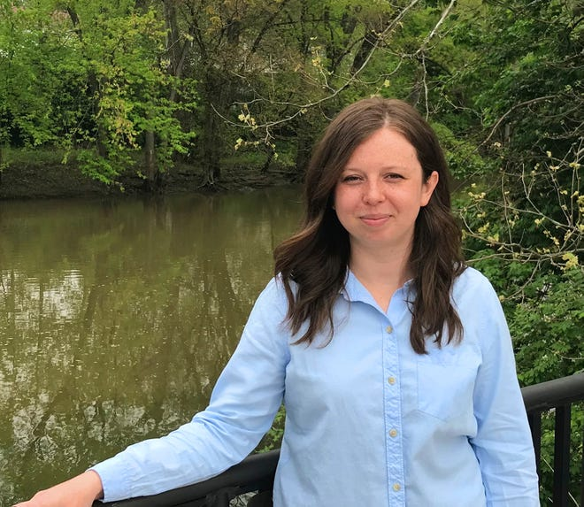 Erin Wolfe is the city of Delaware's new watershed and sustainability coordinator.