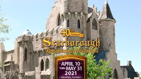 Chivalry Weekend returns to Scarborough Renaissance Festival