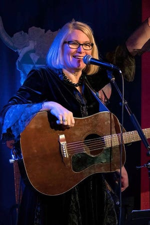 Singer-songwriter Susan Cattaneo will perform a live-streamed concert from the Rose Garden Coffeehouse at 7 p.m. May 15.