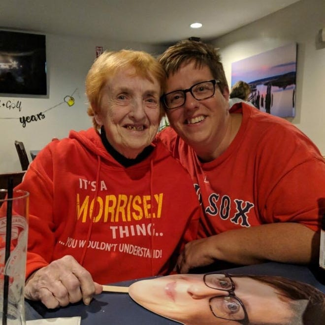 Scituate resident Christine Morrisey is committed to raising awareness and funds to support Alzheimer's research and care and support programs for families impacted by the disease.