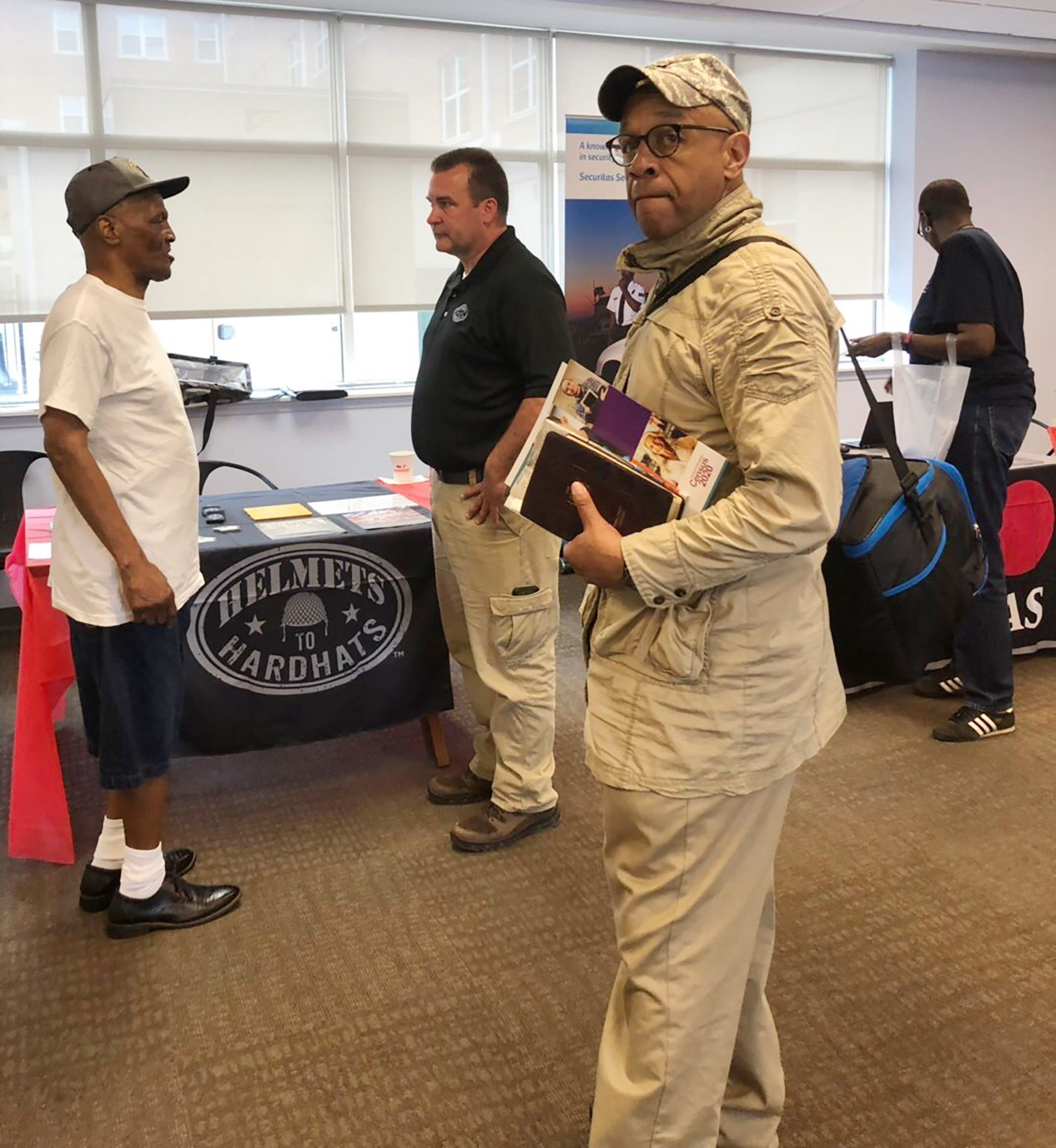 Through the years, the Elliottorian Business and Professional Women's Club has partnered with area employers to present career day events for Detroit residents.