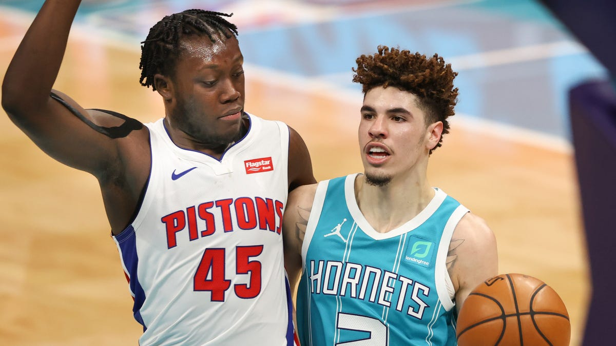 Niyo: Pistons need to find their own lottery Ball 1