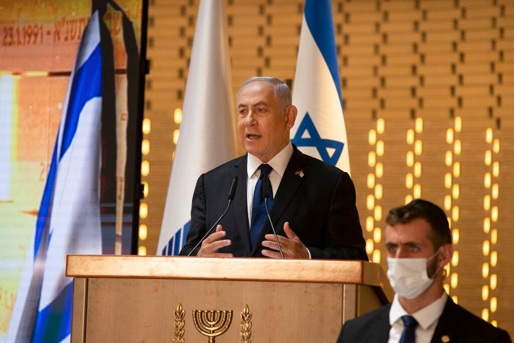 Netanyahu misses deadline, political future in question 1