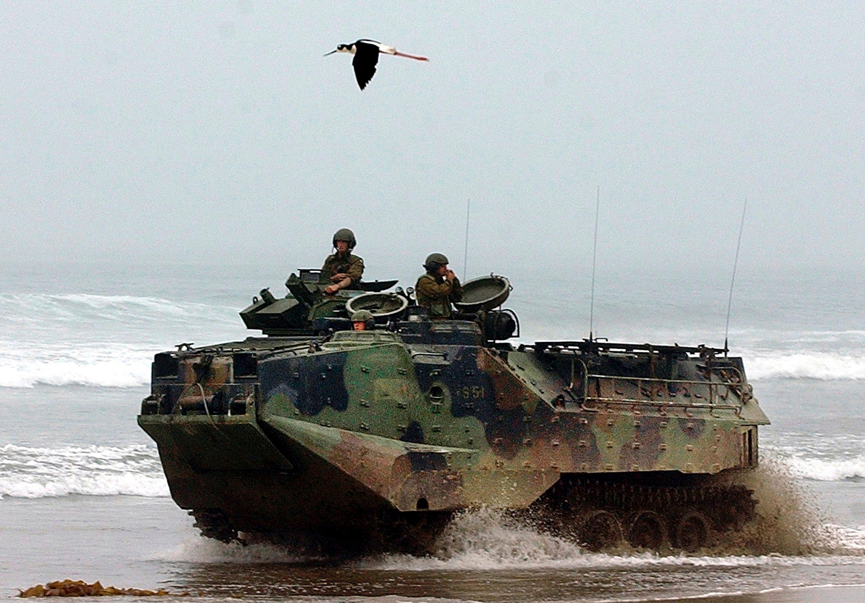 Marine inspector general suspended amid tank sinking probe 2