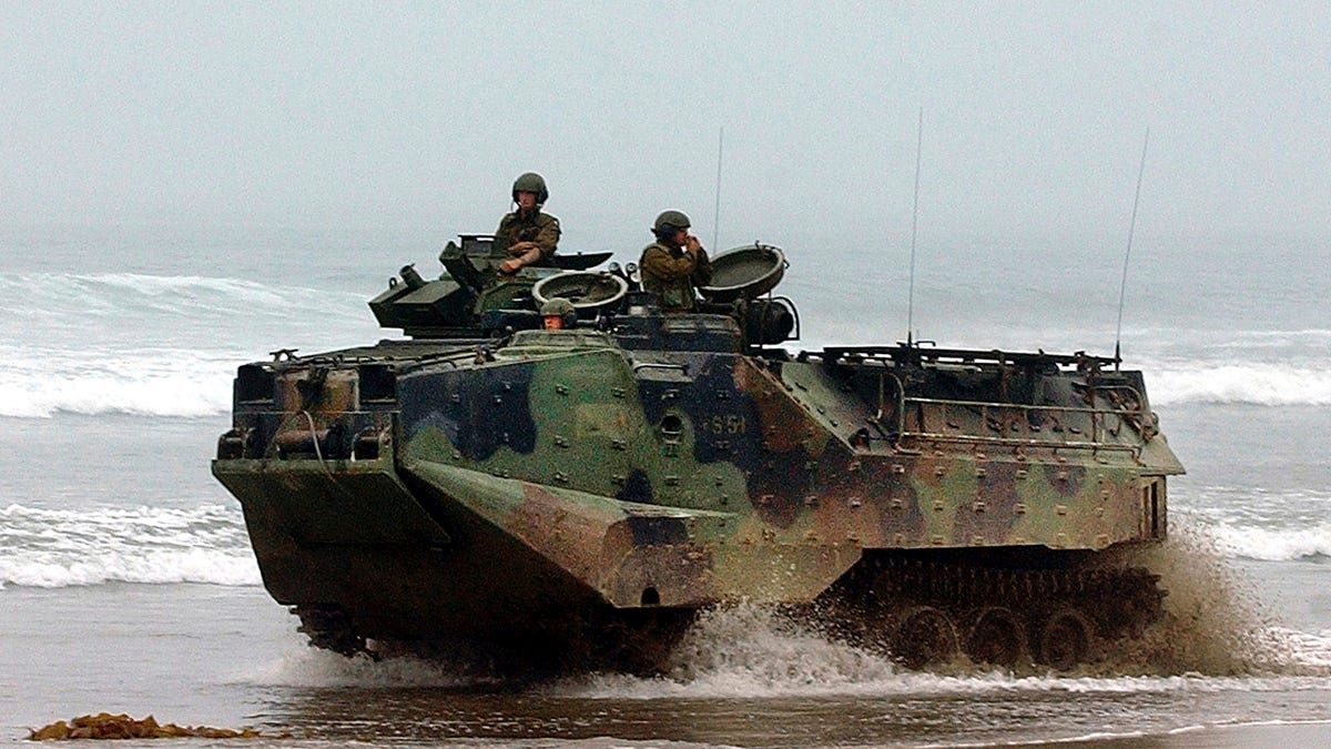 Marine inspector general suspended amid tank sinking probe 3