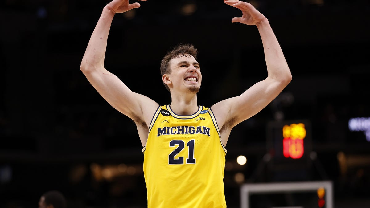 'Time to say goodbye': Michigan's Franz Wagner declares for NBA Draft 1