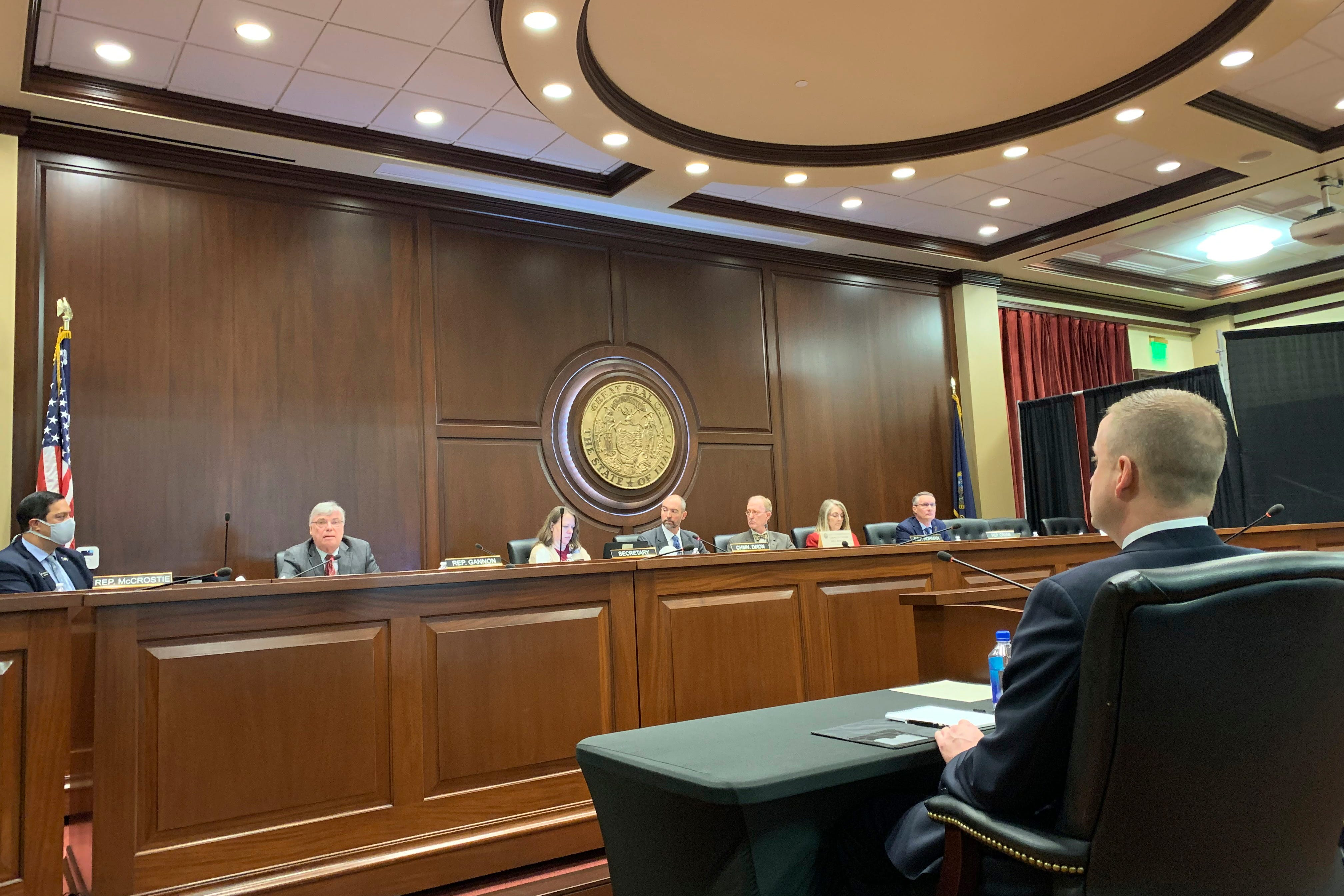 Idaho legislative intern faced 'overwhelming' hassle after rape report 2