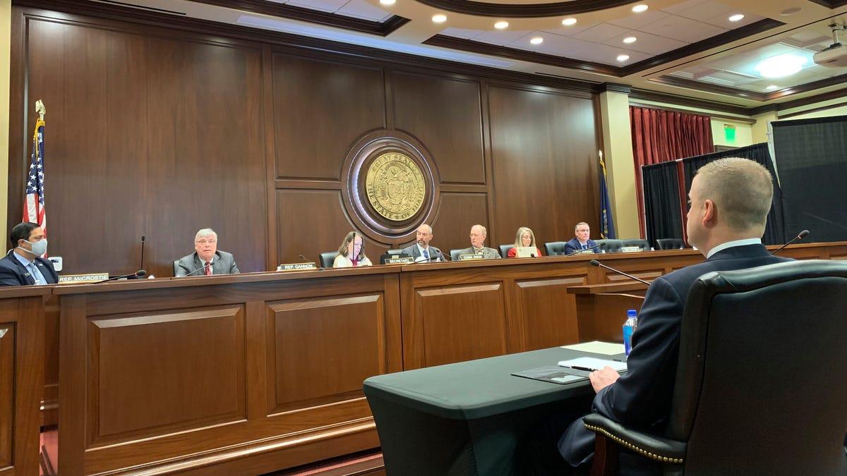 Idaho legislative intern faced 'overwhelming' hassle after rape report 3