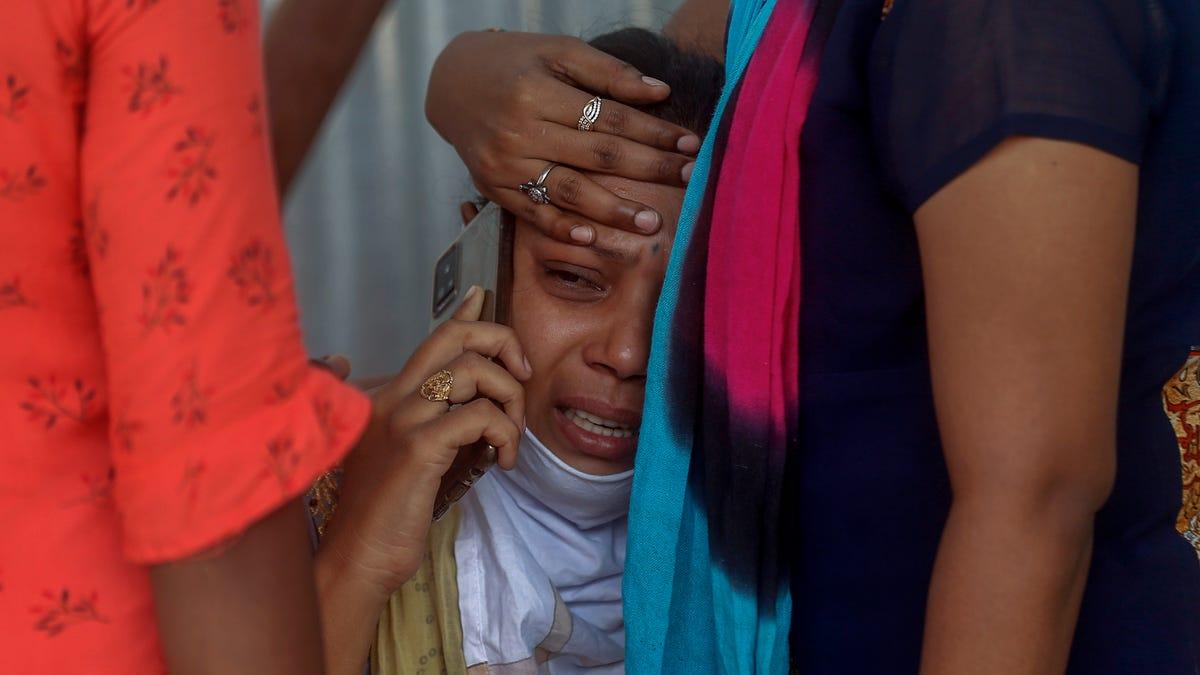 India tops 20 million cases amid warning of 'horrible' weeks ahead 3
