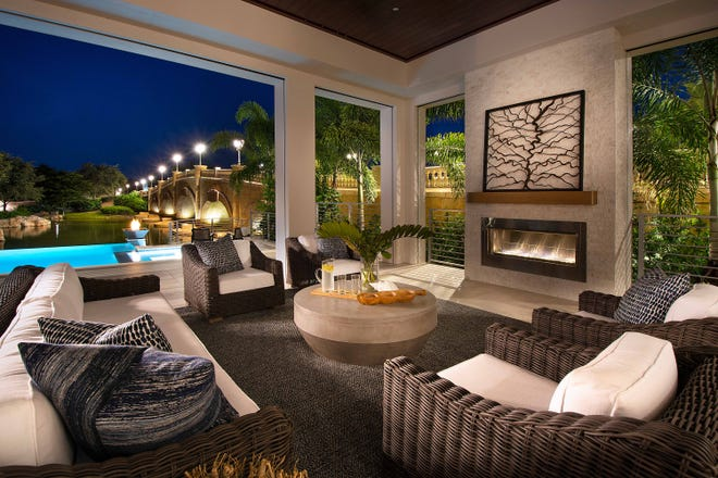 Seagate Development Group announced the first residents of Isola Bella at Talis Park have moved into its furnished model homes. Three additional models are under contract and under construction.