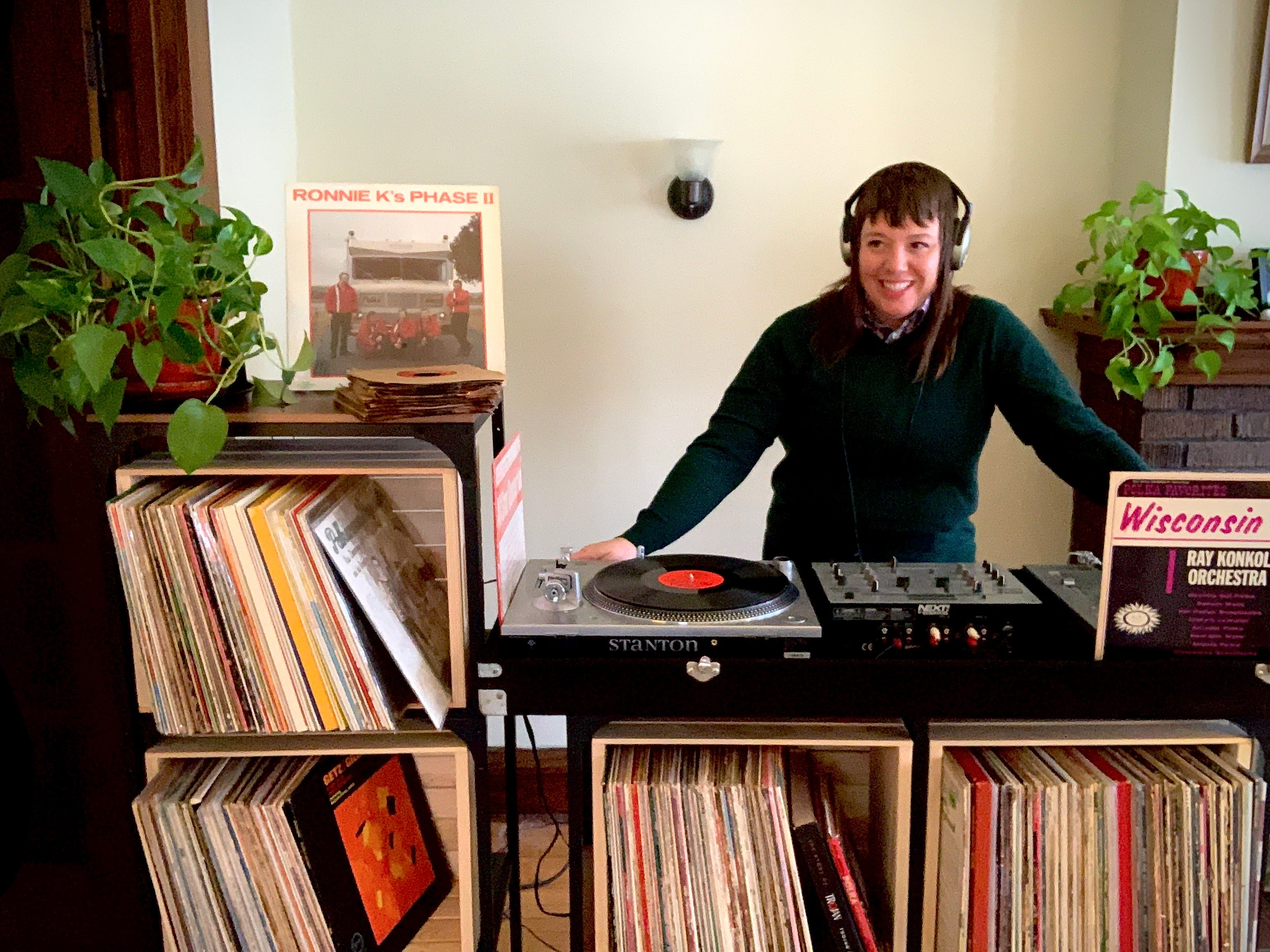 A Wisconsinite took up Polka DJing as a hobby during the pandemic