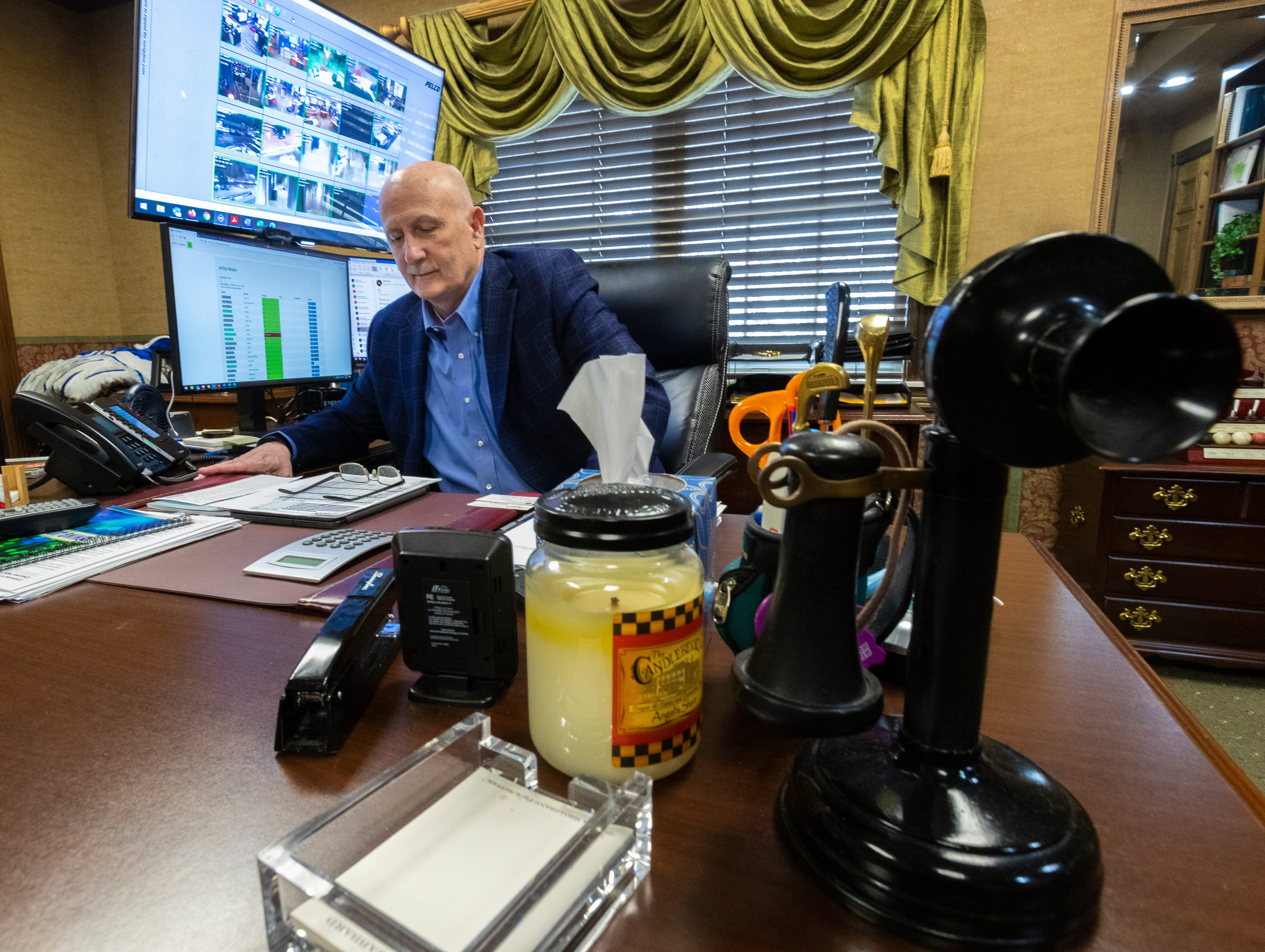 Keith Gabbard, CEO of People's Rural Telephone Cooperative, was largely responsible for bringing high-speed internet service to Jackson County, Kentucky. It's supported work-from-home jobs for Apple and other Fortune-500 companies.