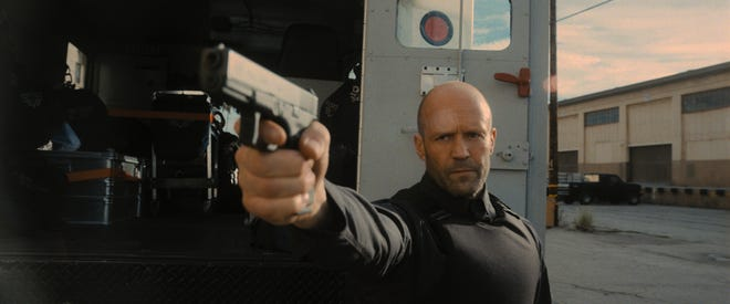 """Jason Statham is no-nonsense in Guy Ritchie's """"Wrath of Man."""""""