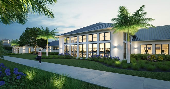 Kalea Bay's 14,000-square-foot Wellness Center is due to be completed in Fall of 2022.