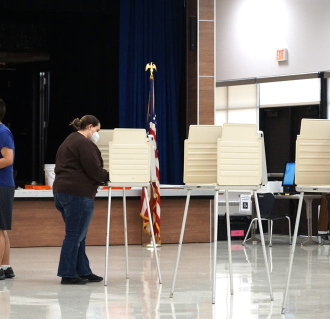 Redford voters approved bond proposals from the township's two school districts May 4.