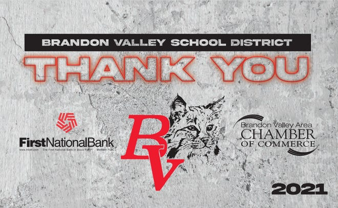 Every employee in the Brandon Valley school district will receive a discount card to area Chamber of Commerce businesses.