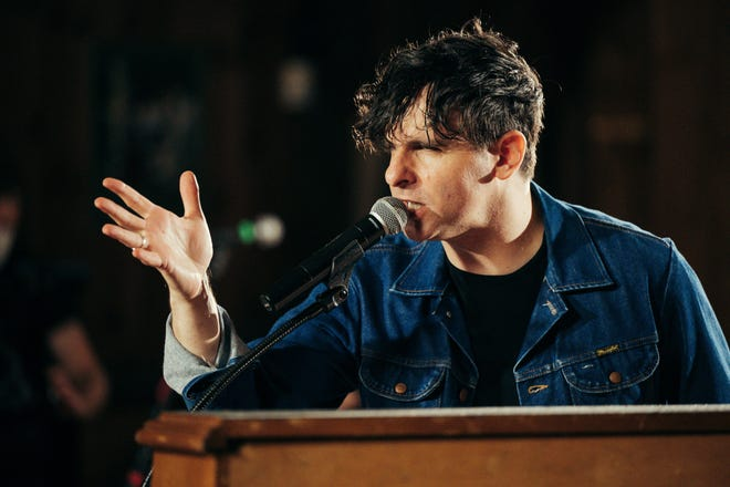 Adam Weiner fronts the Philly rock band Low Cut Connie.
