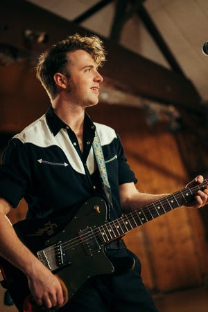 Guitarist Will Donnelly is the last remaining member from Delaware in Low Cut Connie.