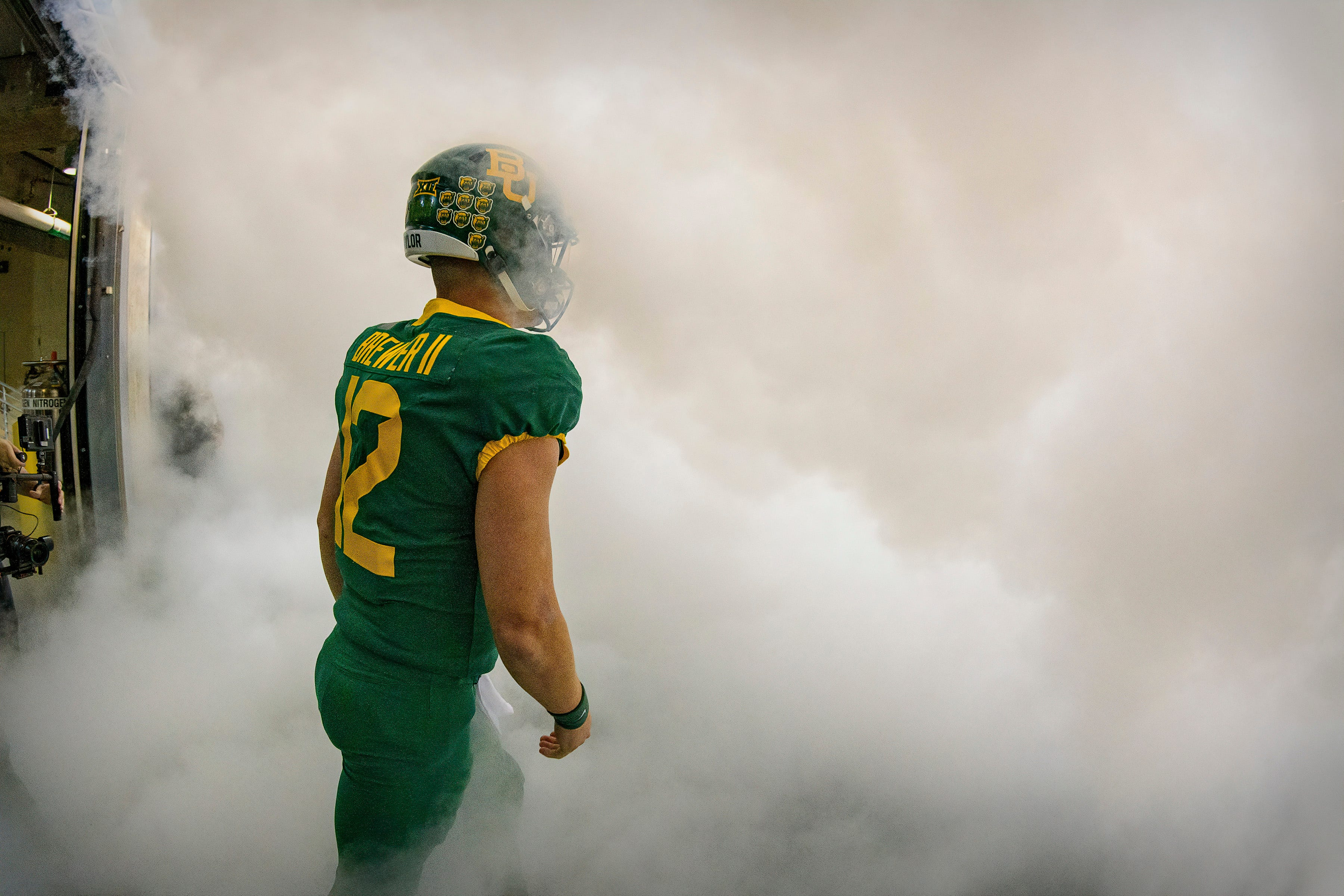 Charlie Brewer moves from Baylor to Utah.