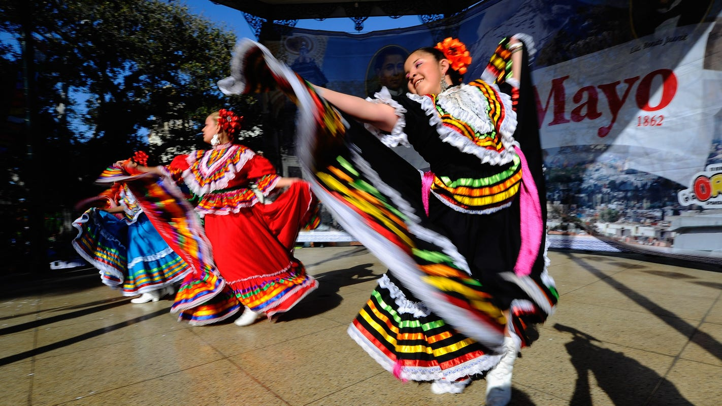 Cinco de Mayo is a Mexican holiday. So why does the United States celebrate it more?