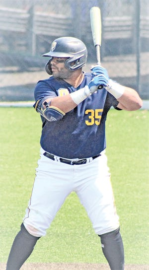 Oklahoma Wesleyan University baseball player Danny Perez took advantage of an extra senior year —due to last season's COVID-related shutdown — and has delivered like sunshine on a sprite spring dawn. On Wednesday, he produced a walk-off hit in a tourney victory.