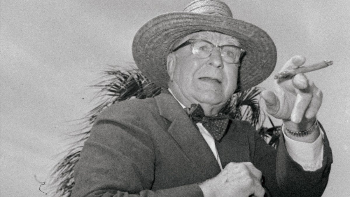 Michael Arace: Pour one out for Joe Carr, Branch Rickey and Lamar Hunt, fathers of parity
