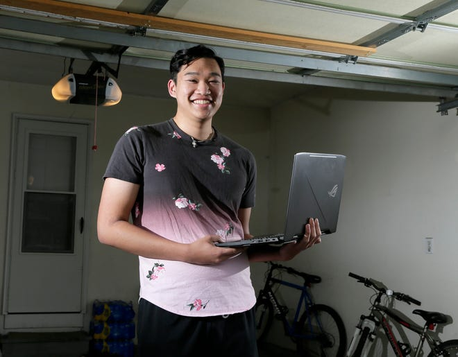 St. Charles Preparatory School senior Tommy Trinh ran a free computer workshop out of his parents' garage throughout his high school career. Trinh will be majoring in computer engineering at Miami University in the fall.