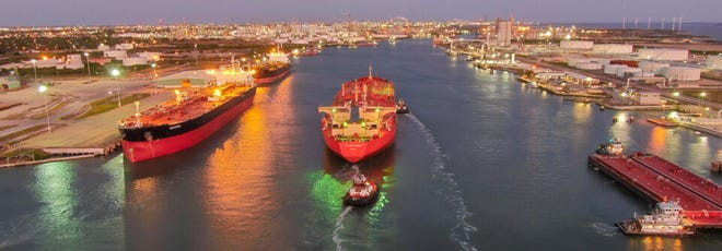 LNG-powered vessels are becoming increasingly prominent amongst the world fleet, as LNG fuel benefits port customers in both efficiency and emissions reductions compared to diesel combustion engines.