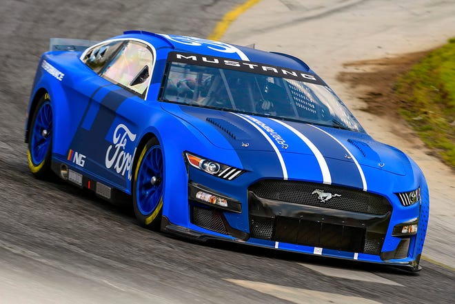 NASCAR unveiled the Next Gen cars Wednesday in North Carolina.