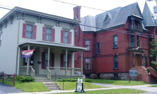 The Herkimer County Historical Society is planning a series of one-day bus trips as a fundraiser for the organization.