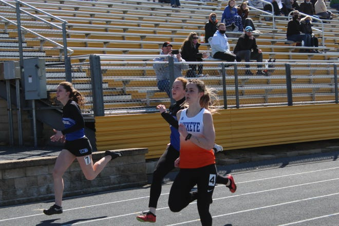Hawkeye Community College sophomore Jenna Hummell, a graduate of New London High School, has overcome numerous obstacles to compete this season.