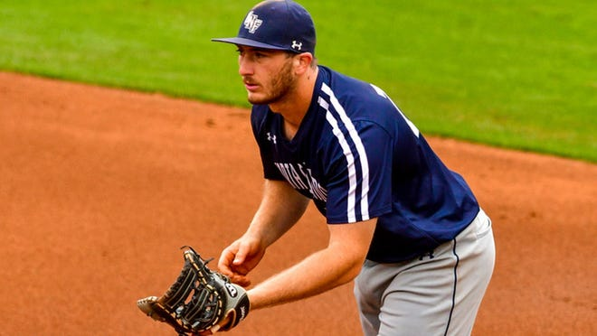 University of North Florida's Alex Kachler set a school record last week with eight consecutive hits.