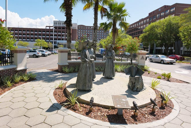 Ascension St. Vincent's hospital in Jacksonville's Riverside neighborhood.