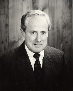 """MacFarlane """"Mac"""" Lafferty Cates, philanthropist and retired CEO of Arkwright Mills, died May 2 at 93."""