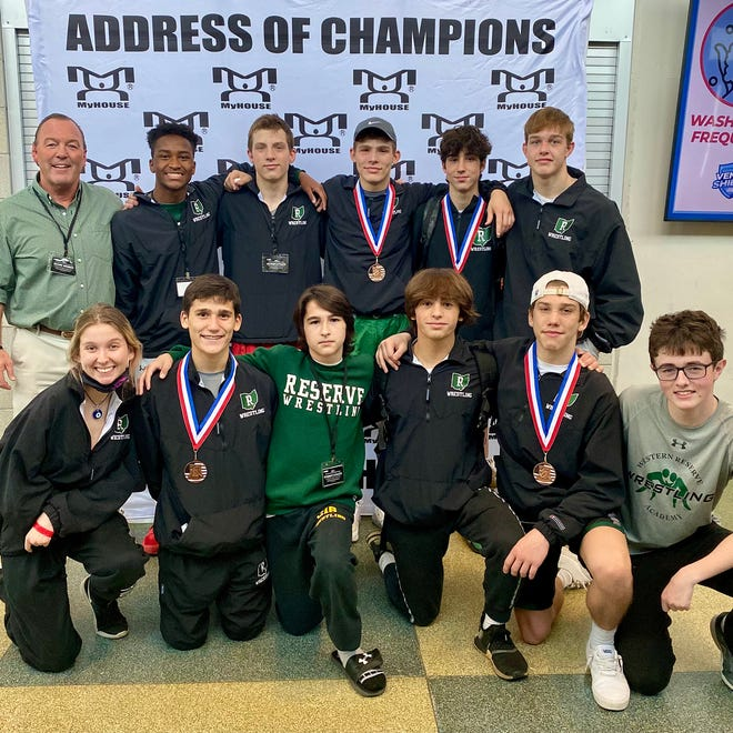 The Western Reserve Academy wrestling team had five wrestlers earn Prep All-American honors after competing in 86th National Prep Wrestling Championships, which took place from May 2-3, 2021 in  Wilkes-Barre, Pa.