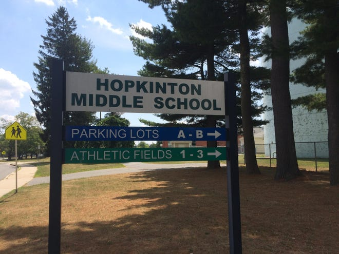 Hopkinton Superintendent of Schools Carol Cavanaugh announced Wednesday afternoon that all public schools will have early dismissal on Thursday, as a vigil for Mikayla Miller is set to begin at 4:30 that afternoon.