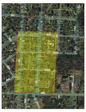 This section of Boyne City is under a boil water advisory.