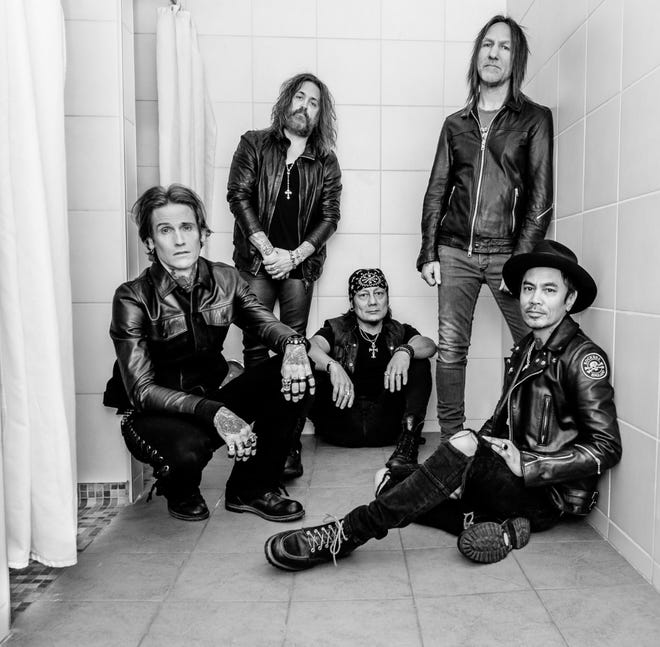 Buckcherry will play the Sherman Theater's first indoor concert since the onset of the COVID-19 pandemic on July 6.
